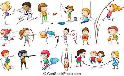 engaging, другой, kids, виды спорта