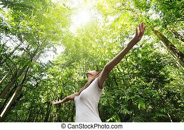enjoying, природа