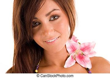 flowerr, женщина, молодой