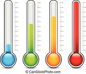 graphics, термометр