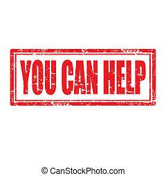help-stamp, вы, можно