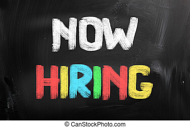 hiring, теперь, концепция