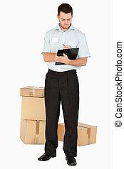 his, после, notes, буфер обмена, наемный рабочий, принятие, parcels, молодой
