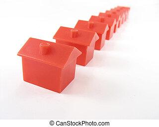 houses, монополия