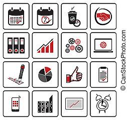 icons, бизнес