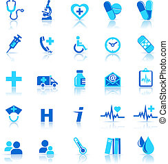 icons, забота, здоровье