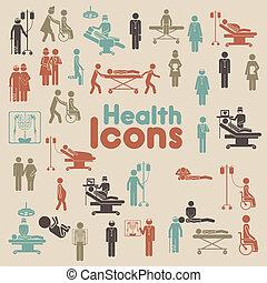 icons, здоровье