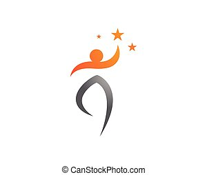 icons, приложение, вектор, здоровье, шаблон, логотип