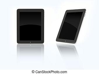 ipad, новый, устройство, 2010