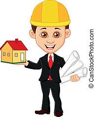 keeps, люди, дом, архитектор