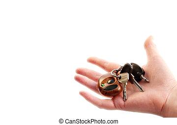 keys, мечта, автомобиль