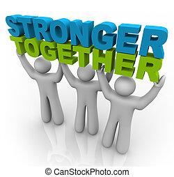 lifting, -, stronger, words, вместе