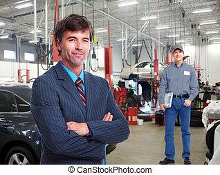 mechanic., авто