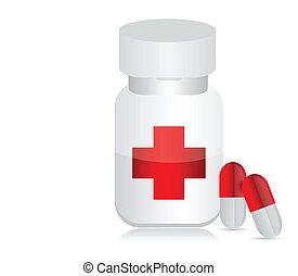 medicines, банка