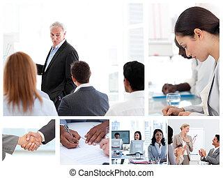 meetings, люди, бизнес, attending
