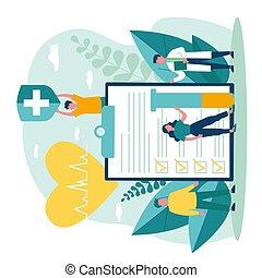 patients, здоровье, реклама, врач, страхование