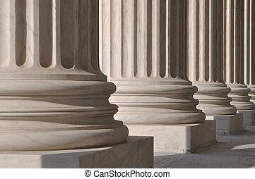 pillars, справедливость, закон