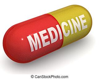 pills., лекарственное средство