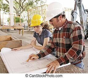 plans, студент, инженер, &, обзор