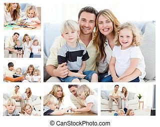 posing, moments, товар, расходы, коллаж, вместе, семья, главная