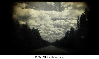 road., страна, driving