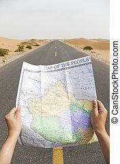 roads, navigating