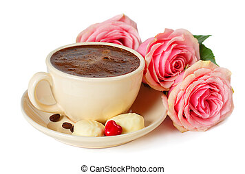 roses, ?offee