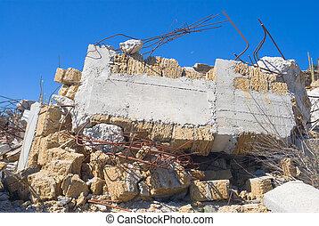 ruins, заброшенный, главная
