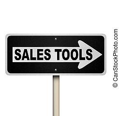 selling, sales, один, путь, знак, инструменты, дорога, techniques