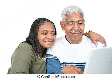 seniors, компьютер