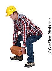 shingles, ремесленник, lifting