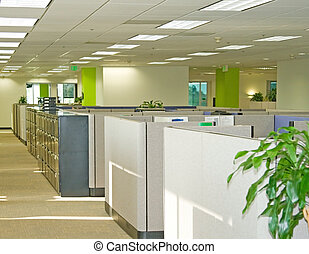 spaces, офис