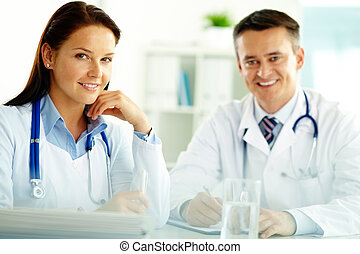 specialists, медицинская
