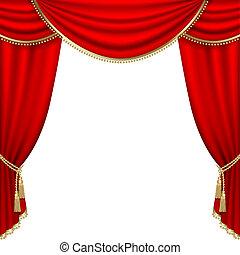 stage., театр, mesh.
