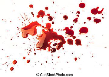 stains, кровь