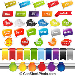 stickers, задавать, labels, продажа
