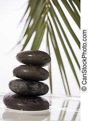stones, дзэн