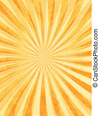 sunbeams, бумага, слоистый