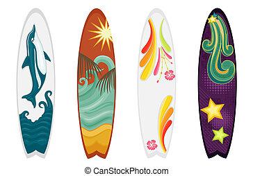 surfboards, задавать, 4