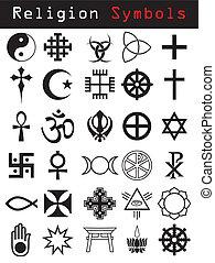 symbols, религия