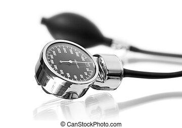 tool., медицинская, кровь, давление