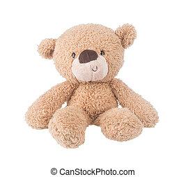 toy., задний план, bear., медведь, тедди