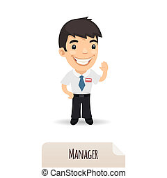 waving, менеджер