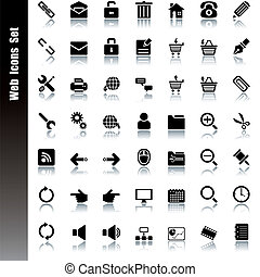 web, задавать, icons
