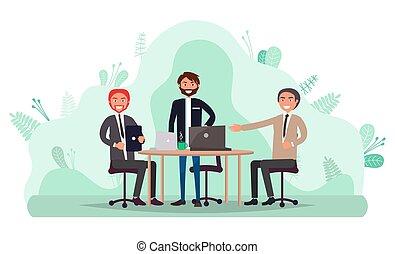 workers, встреча, конференция, офис, бизнес