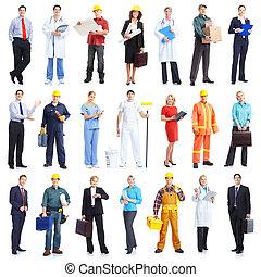 workers, люди