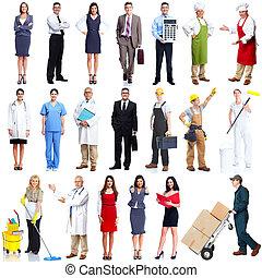 workers, set., люди