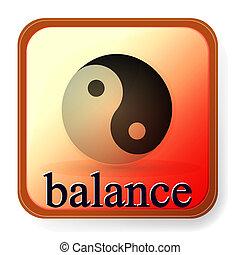 ying, символ, баланс, гармония, янь